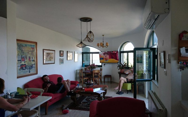 the living room - Copy