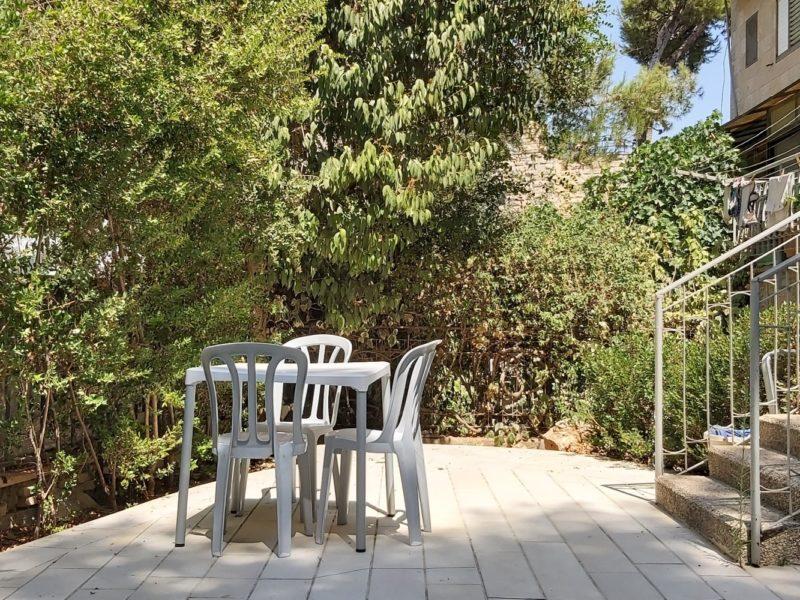 the garden (Personnalisé)