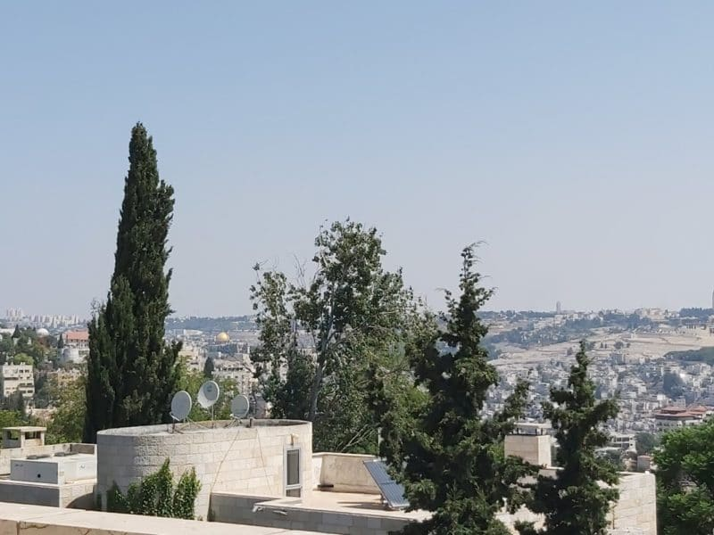 view on the temple mount (Personnalisé)